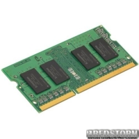 Kingston SODIMM DDR3-1333 2048MB PC3-10600 (KVR13S9S6/2)