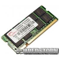 G.Skill SODIMM DDR2-800 2048MB PC2-6400 (F2-6400CL5S-2GBSQ)