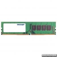 Оперативная память Patriot DDR4-2666 8192MB PC4-21300 Signature Line (PSD48G266681)