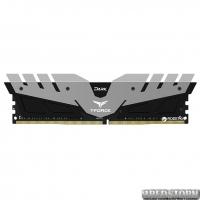 Оперативная память Team T-Force Dark DDR4-2400 16384MB PC4-19200 Gray (TDGED416G2400HC15B01)
