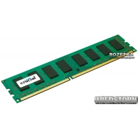 Crucial Micron DDR3-1600 4096MB PC3-12800 (CT51264BD160B)