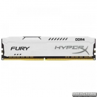 Модуль памяти DDR4 8GB/2666 Kingston HyperX Fury White (HX426C16FW2/8)