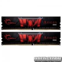 Модуль памяти для компьютера DDR4 8GB (2x4GB) 2400 MHz Aegis G.Skill (F4-2400C15D-8GIS)