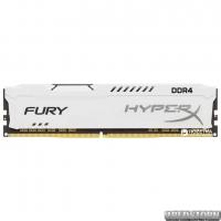 Оперативная память HyperX DDR4-2666 16384MB PC4-21300 Fury White (HX426C16FW/16)
