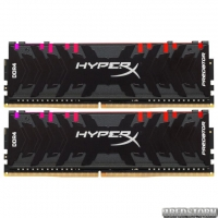 Оперативная память HyperX DDR4-3000 16384MB PC4-24000 (Kit of 2x8192) Predator RGB Black (HX430C15PB3AK2/16)