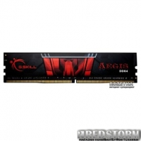 Оперативная память G.Skill DDR4-2400 16384MB PC4-19200 Aegis (F4-2400C15S-16GIS)