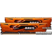 G.Skill DDR3-1600 8192MB PC3-12800 (Kit of 2x4096) Ares (F3-1600C9D-8GAO)