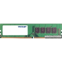 Patriot DDR4-2400 8192MB PC4-19200 Signature Line (PSD48G240081)