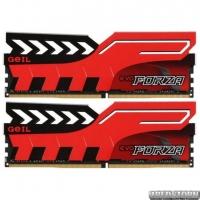 Оперативная память Geil DDR4 8192Mb Evo Forza (GFR48GB2400C16DC)
