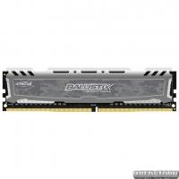 Оперативная память Crucial DDR4-3000 16384MB PC4-24000 Ballistix Sport LT Grey (BLS16G4D30AESB)