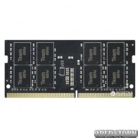 Оперативная память Team Elite SODIMM DDR4-2400 4096MB PC4-19200 (TED44G2400C16-S01)