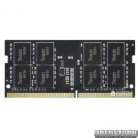 Оперативная память Team Elite SODIMM DDR4-2400 4096MB PC4-19200 (TED44G2400C16-S01)