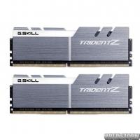 Оперативная память G.Skill DDR4-3200 16384MB PC4-25600 (Kit of 2x8192) Trident Z White (F4-3200C16D-16GTZSW)