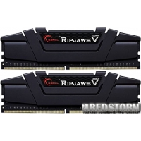 G.Skill DDR4-3400 32768MB PC4-27200 (Kit of 2x16384) Ripjaws V (F4-3400C16D-32GVK)