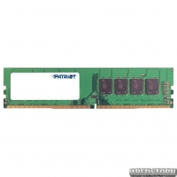 Оперативная память Patriot DDR4-2666 4096MB PC4-21300 Signature Line (PSD44G266682)