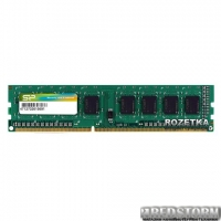 Оперативная память Silicon Power DDR3-1600 4096MB PC3-12800 (SP004GBLTU160V02/SP004GBLTU160N02)
