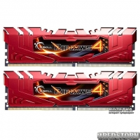 Оперативная память G.Skill DDR4-2400 16384MB PC4-19200 (Kit of 2x8192) Ripjaws 4 (F4-2400C15D-16GRR)