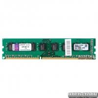 Оперативная память Kingston DDR3-1600 8192MB PC3-12800 (KVR16N11/8_KVR16N11H/8)