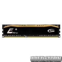 Оперативная память Team DDR3 2048Mb Elite Plus Black (TPD32G1333HC901)