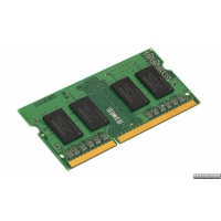 Kingston SODIMM DDR3L-1600 8192MB PC3-12800 для Acer/HP/DELL/Lenovo/Toshiba (KCP3L16SD8/8)