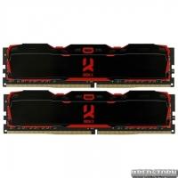 Оперативная память Goodram DDR4 16384Mb IRDM X Black (IR-X2800D464L16S/16GDC)