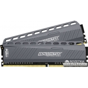 Crucial DDR4-3000 8192MB PC4-24000 (Kit of 2x4096) Ballistix Sport (BLT2C4G4D30AETA)
