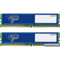 Patriot DDR4-2133 8192MB PC4-17000 (Kit of 2x4096) Signature Line (PSD48G2133KH)