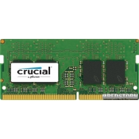 Crucial SODIMM DDR4-2133 4096MB PC4-17000 (CT4G4SFS8213)
