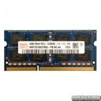 Оперативная память Hynix DDR3 SO-DIMM 4Gb C11 1.5v (HMT351S6CFR8C-PB)