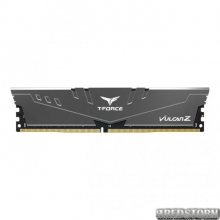 Модуль памяти DDR4 16GB/2666 Team T-Force Vulcan Z Gray (TLZGD416G2666HC18H01)