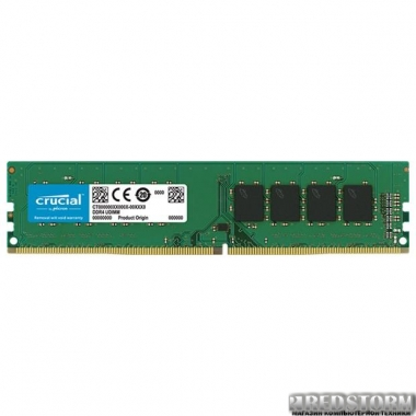 Оперативная память Crucial DDR4-2666 4096MB PC4-21300 (CT4G4DFS8266)