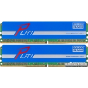 Goodram DDR4-2400 16384MB PC4-19200 (Kit of 2x8192) Play Blue (GYB2400D464L15S/16GDC)