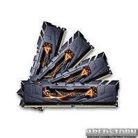G.Skill DDR4-2400 32768MB PC4-19200 (Kit of 4x8192) Ripjaws 4 (F4-2400C15Q-32GRK)