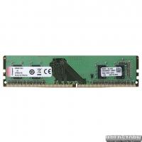 Оперативная память Kingston DDR4-2400 4096MB PC4-19200 (KVR24N17S6/4)