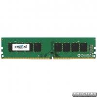 Оперативная память Crucial DDR4-2400 4096MB PC4-19200 (CT4G4DFS824A)