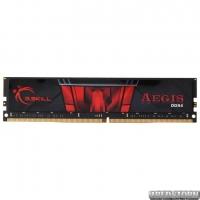 Оперативная память G.Skill DDR4-3000 16384MB PC4-24000 Aegis (F4-3000C16S-16GISB)