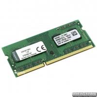 Оперативная память Kingston SODIMM DDR3-1600 4096MB PC3-12800 (KVR16S11S8/4)