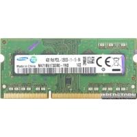 Samsung SODIMM DDR3-1600 4096MB PC-12800 (M471B5173DB0-YK0)