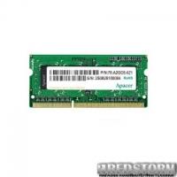 Apacer SoDIMM DDR3 8GB 1600 MHz (AS08GFA60CATBGC)