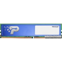 Оперативная память Patriot DDR4-2400 4096MB PC4-19200 Signature Line (PSD44G240081H)