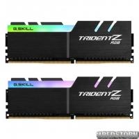 Оперативная память G.Skill Trident Z RGB DDR4 32GB 2x16GB (F4-3000C14D-32GTZR)