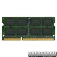 Оперативная память Exceleram SoDIMM DDR3 8192Mb (E30212S)