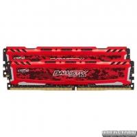 Micron Crucial Ballistix Sport DDR4 UDIMM 2400 [BLS2K8G4D240FSEK]