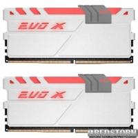 GEIL DDR4 16GB (2x8GB) 3000 MHz EVO X (GEXG416GB3000C15ADC)