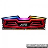Модуль памяти для компьютера DDR4 16GB 3200 MHz XPG Spectrix D40 Red ADATA (AX4U3200316G16-SR40)