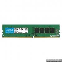 Оперативная память Crucial DDR4-2666 16384MB PC4-21300 (CT16G4DFD8266)