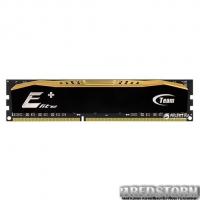 Оперативная память Team Elite Plus DDR3L-1333 4096MB PC3L-10660 Black (TPD34G1333HC901)
