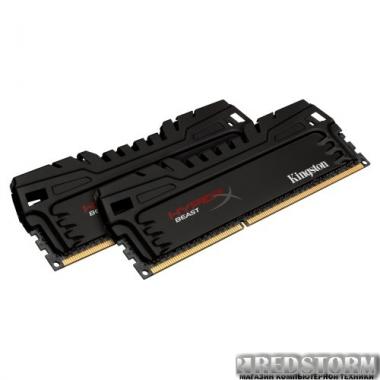 Память Kingston DDR3-2400 16384MB PC3-19200 (Kit of 2x8192MB) (HX324C11T3K2/16)