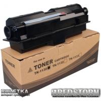 Картридж CET TK-1130 для Kyocera FS-1030MFP/1030MFP/1130MFP, Ecosys M2030dn/M2030dn/M2530dn c чипом (CET08902)