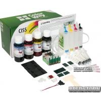 Система НПЧ ColorWay Epson XP313/413 Battery+чернила (4х50мл) V2 (XP413CC-4.5B)
